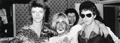David Bowie, producteur pygmalion de Lou Reed et d'Iggy Pop