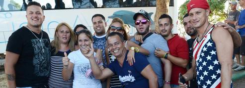 180 Cubains ont quitté le Costa Rica pour les Etats-Unis