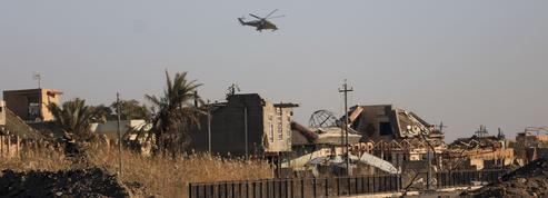 La coalition intensifie ses raids en Irak
