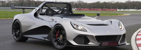 Lotus 3-Eleven, taillée pour la route ou le circuit