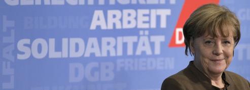 La bonne croissance allemande en 2015 masque des fragilités