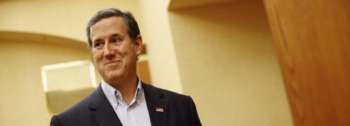 Primaires républicaines aux États-Unis : Rick Santorum, candidat de « ceux qui travaillent dur »