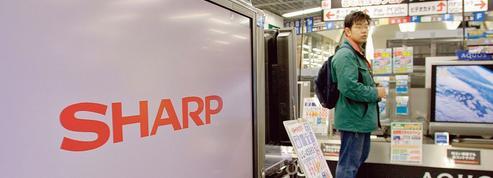 Foxconn offre 4,9milliards pour racheter le japonais Sharp