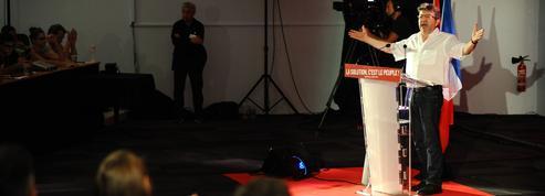 Présidentielle: le Parti de gauche plaide pour une candidature de Mélenchon