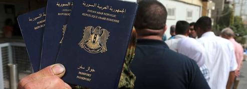 Des milliers de passeports vierges peut-être aux mains de pseudo-réfugiés
