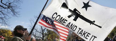 Élections américaines : comment le débat sur les armes à feu s'est imposé aux candidats