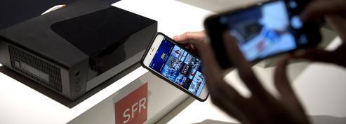 Pénurie de box pour les nouveaux clients de SFR