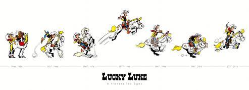 Lucky Luke, homme à femmes?