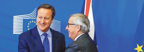 Cameron et l'UE en quête d'un contrat