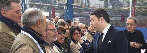En Italie, Renzi le réformateur a inversé la courbe du chômage