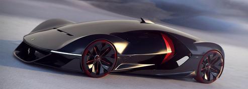 Ferrari se projette en 2040