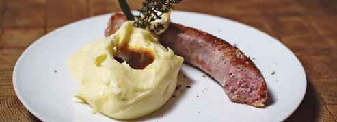 Les meilleures saucisses-purée de Paris