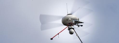 Les drones, un nouvel outil contre le survol des centrales nucléaires