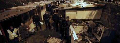 Le campement de Roms du nord de Paris a été évacué