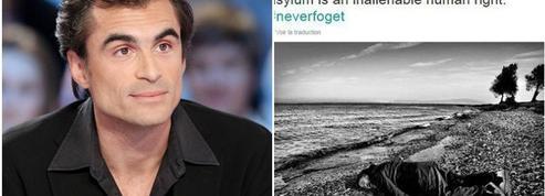Migrants : Raphaël Enthoven fustige la mise en scène d'Ai Weiwei