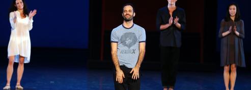 Benjamin Millepied présente sa nouvelle création à l'Opéra de Paris