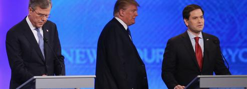 Primaires américaines : Marco Rubio attaqué lors d'un débat télévisé crucial