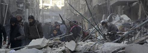La bataille d'Alep aggrave les tensions entre la Turquie et la Russie