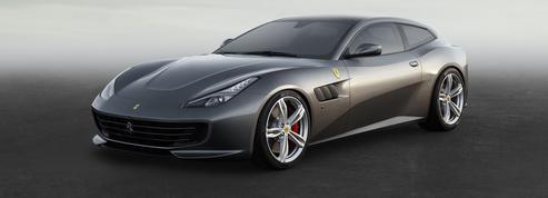 Ferrari GTC4 Lusso, la nouvelle 4 places de Maranello