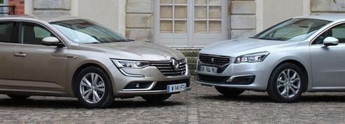 Le haut de gamme automobile français, un monde à part