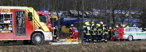 Bavière : une erreur humaine pourrait être à l'origine de la catastrophe ferroviaire