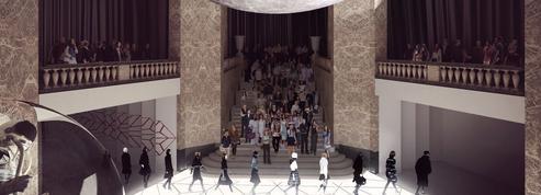 Un architecte danois pour les Galeries Lafayette sur les Champs-Elysées