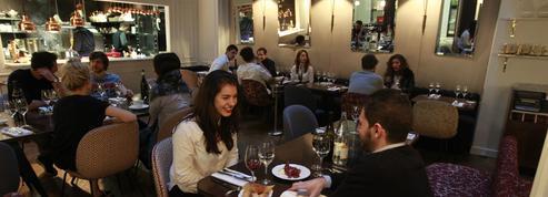 Saint-Valentin: les nouvelles tables d'hôtel à Paris