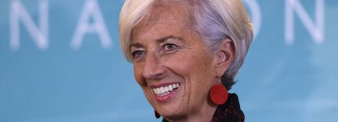 Christine Lagarde, la dame de Washington