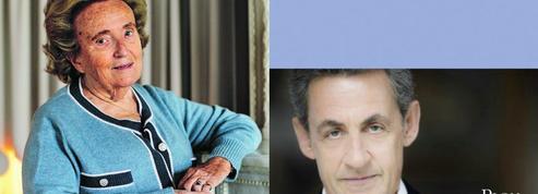 Bernadette Chirac : «Le livre de Nicolas Sarkozy? Presque une bible»