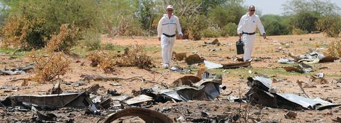 Les corps disparus du crash d'Air Algérie
