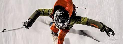 Le champion de snowboard Xavier de Le Rue filme ses exploits dans une web-série