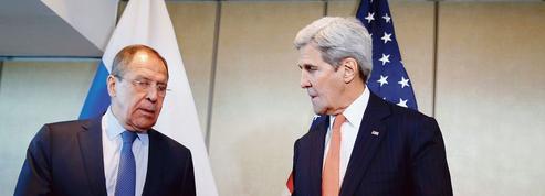 Syrie: Moscou et Washington s'accordent sur un cessez-le-feu