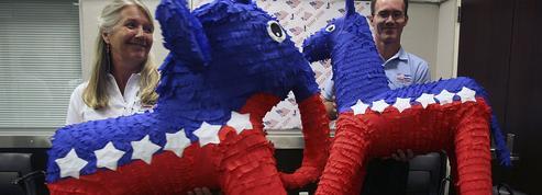 Élections américaines : l'âne et l'éléphant, symboles des démocrates et des républicains