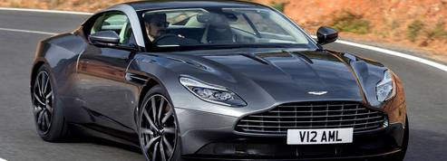 Aston Martin passe au turbo avec sa DB 11
