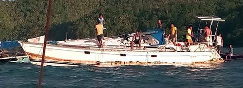 Le corps momifié d'un marin allemand retrouvé au large des Philippines
