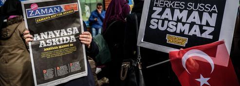 Turquie: le pouvoir confisque le principal journal d'opposition