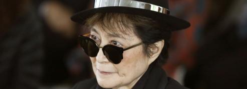 Convalescente, Yoko Ono reporte sa venue à Lyon pour sa rétrospective