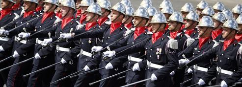Les pompiers parisiens vendent désormais des produits dérivés