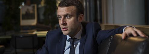 2017 : Macron reconnaît «préparer des choses au-delà de son action»