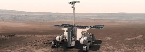 Le premier rover européen vers Mars partira en 2018 ou en 2020