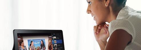 La tablette tactile s'attaque au téléviseur