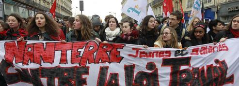 Loi El Khomri: la menace d'une flambée étudiante