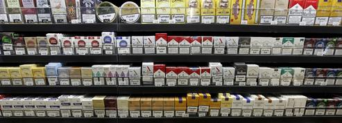 Tabac: les anciens paquets hors circuit en six mois