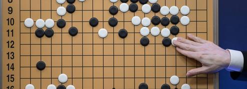 Google a battu le cinquième joueur mondial de go