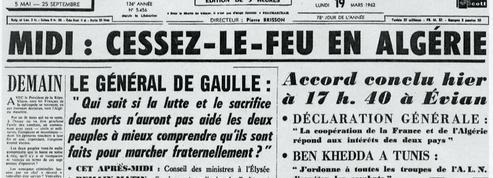 Pourquoi commémorer la guerre d'Algérie le 19 mars suscite une controverse