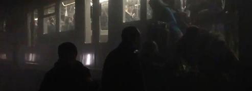 Attentats de Bruxelles : 9h10, explosion à la station de métro de Maelbeek