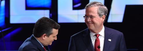 Primaires républicaines : Jeb Bush annonce son soutien à Ted Cruz
