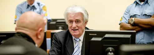 Radovan Karadzic, le «boucher des Balkans» condamné à 40 ans de prison