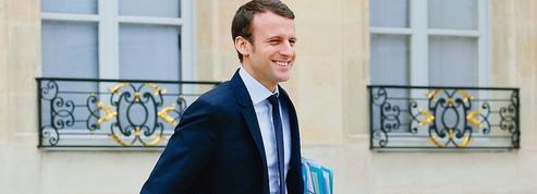 Macron aménage la loi pour tester la «blockchain» sur la finance