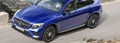 Mercedes GLC Coupé, une sportivité déclarée